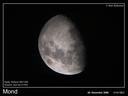 Mond am 29.12.2006